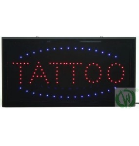 LED Tabla Tattoo