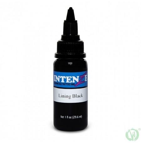 Intenze Ink Lining Black 120ml