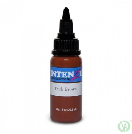 Intenze Ink Dark Brown 30ml