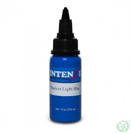 Intenze Ink Mario's Light Blue 30ml