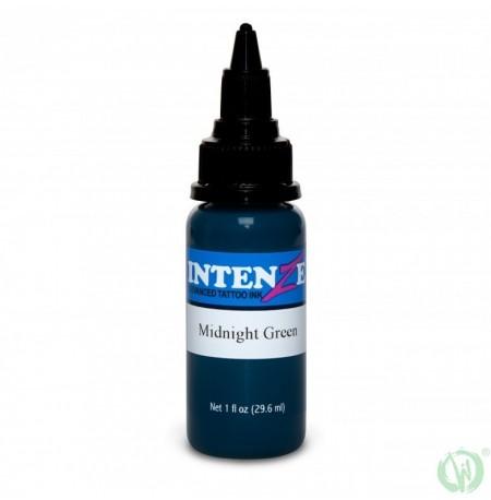 Intenze Ink Midnight Green 30ml