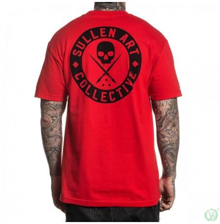 Moška Majica CLASSIC RED