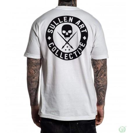 Moška Majica CLASSIC WHITE