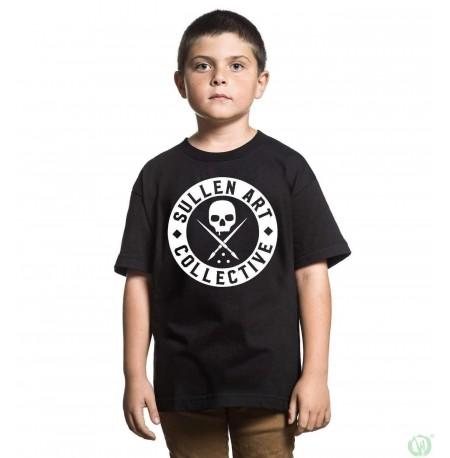 Otroška Majica BOH YOUTH BLACK