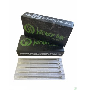 Wicked Ink Tattoo Needles 1205RL
