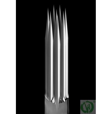 Kwadron 35/3RLLT 0,35mm long teper 50kom