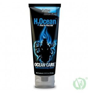 H2Ocean Tattoo Aftercare - Ocean Care Cream 74 ml